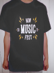 2019 Festival T-SHIRT Extra Large XL - Available in Pink, Blue or Dark Grey